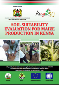 Soil Suitability Evaluation for Maize Prod. in Kenya