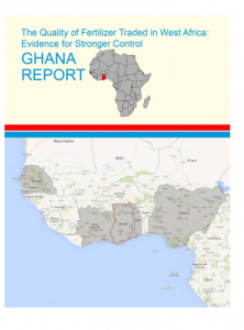 West Africa Fertilizer Report Ghana 2013