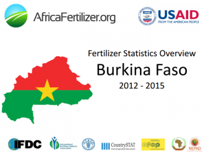 Burkina Faso Fertilizer Statistics Overview 2015