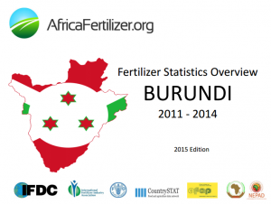 Burundi Fertilizer Statistics Overview 2014