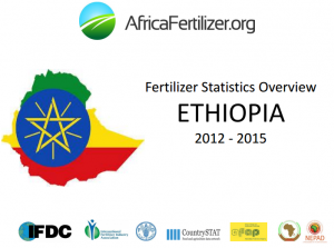 Ethiopia Fertilizer Statistics Overview 2015