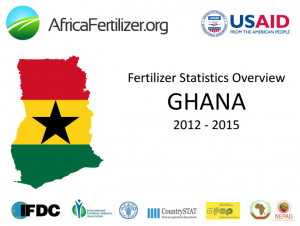 Ghana Fertilizer Statistics Overview 2015