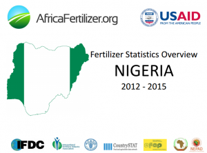 Nigeria Fertilizer Statistics Overview 2015