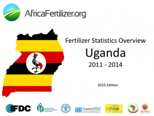 Uganda Fertilizer Statistics Overview 2014