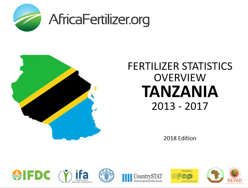 Fertilizer Statistics Overview – TANZANIA 2013 – 2017